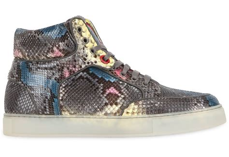 Sneakers Fashion Import 11 8 of the most expensive high tops this season fashion runway