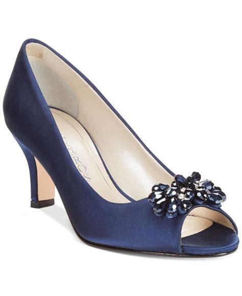 macy s bridal shoes caparros marissa evening pumps evening bridal shoes
