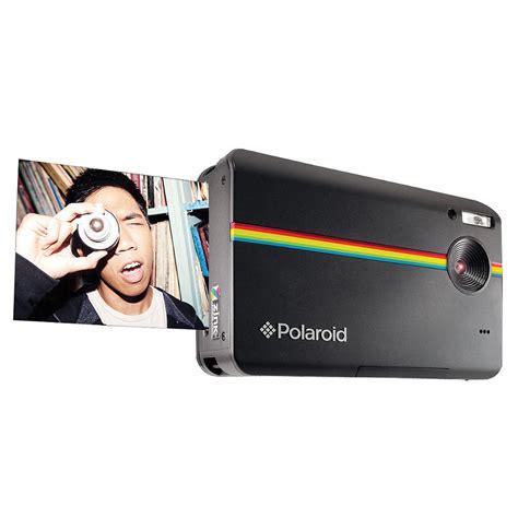 polaroid instant z2300 polaroid z2300 instant digital black polz2300b b h