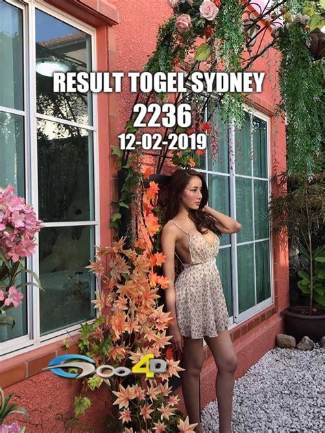 result sydney  sah    selamat