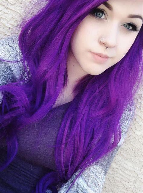 how to color hair purple best 25 arctic fox hair dye ideas on purple