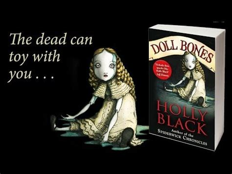 black doll trailer doll bones by black book trailer