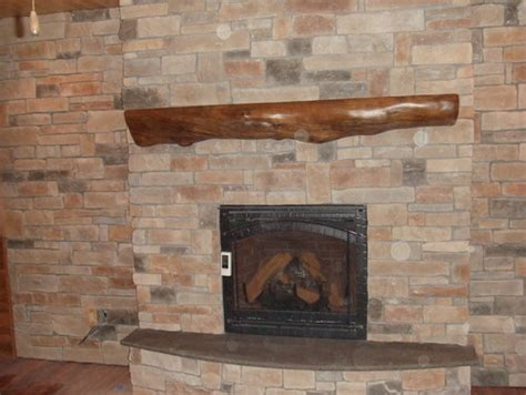 How To Mount Fireplace Mantel by How Do You Mount Such A Large Mantel W Out Visible