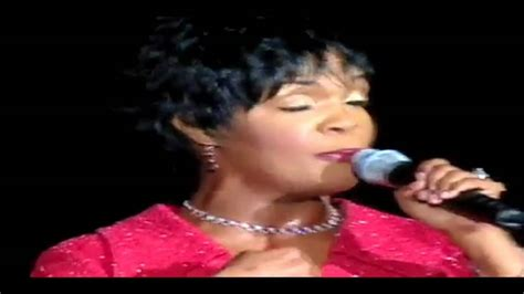 comforter by cece winans cece winans quot no one quot live youtube