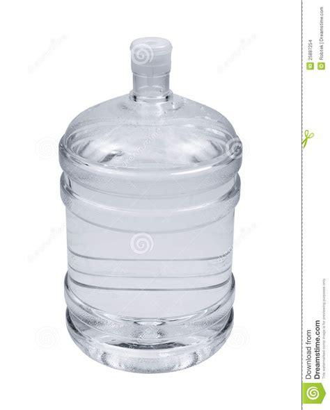 L Gallon by De Kruik Het Water Vijf Gallon Stock Afbeeldingen