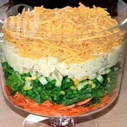 la salade sept 233 tages recettes allrecipes qu 233 bec