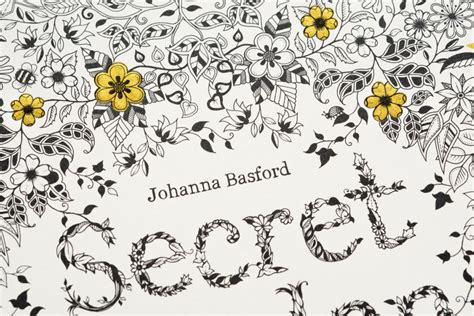 secret garden coloring book cover colouring books by laurence king