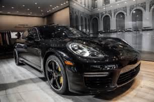 2015 Porsche Panamera Turbo S 2015 Porsche Panamera Turbo S Executive Front Three
