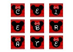 free mickey amp minnie mouse birthday party printables from