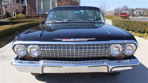 motor sales 1963 chevrolet biscayne classic car for sale in mi
