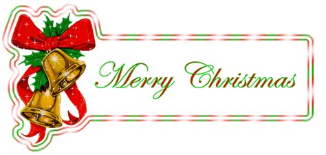merry christmas ribbon  bell toanimationscom hd wallpapers gifs backgrounds images