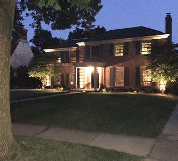 Outdoor Lighting Milwaukee Lighting Milwaukee Outdoor Lighting Design And Installation Landscapers Wisconsin