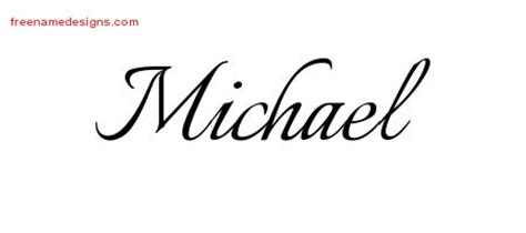 tattoo ideas for the name michael michael name tattoo www pixshark com images galleries