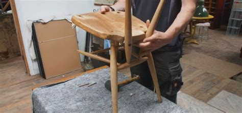 How To Repair Recliner by How To Repair An Wooden Chair 171 Furniture