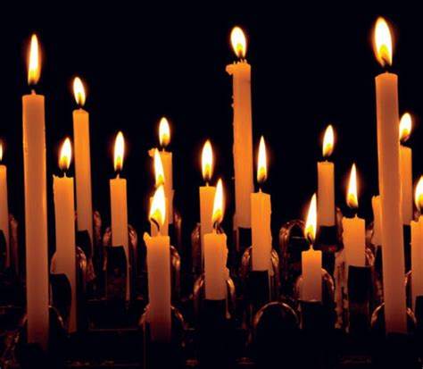 Light A Candle On 4th August by Museum Exhibits