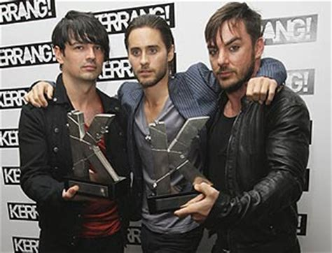 jared letto band actor jared leto s rock band honoured in uk