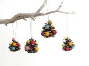 items similar to eco friendly christmas ornaments pine