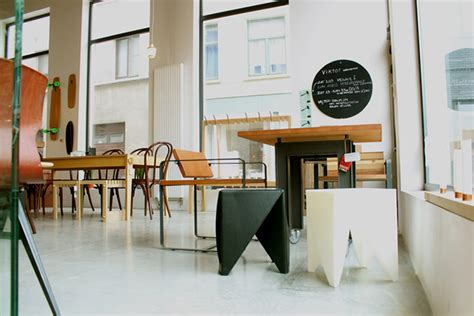 cafe design gallery viktor caf 233 gallery workspace antwerp 187 retail design