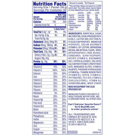 almased nutrition facts besto blog nestle carnation instant breakfast essentials nutrition