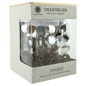 Magnetic Locker Chandelier Locker Style Accessories Chandelier Magnetic Target