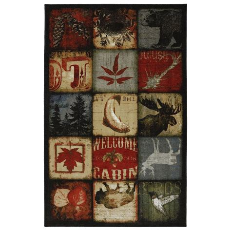 Colorado Rug by Custom Printed Rugs 37x52 Quot Winchester 174 And Rider