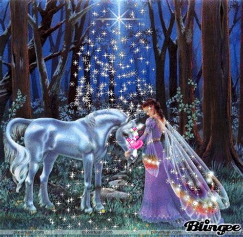 Imagenes De Unicornios Con Hadas | el bosque de las brujas hadas y magos dragones y unicornios