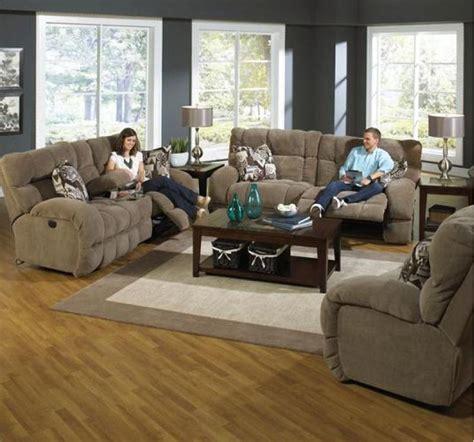 schewels living room furniture 1761 by catnapper at schewels va quot lay flat quot recl sofa