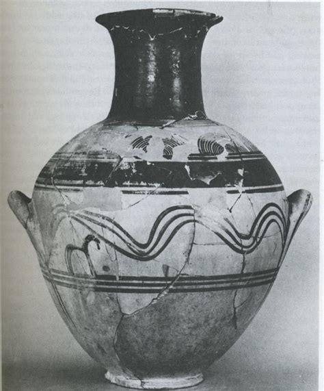 Geometric Vase Painting by Development Of Geometric Vase Painting