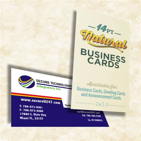 Visitenkarten Norm by Standard Business Cards Only At 3 162 Each Ship In 24hours