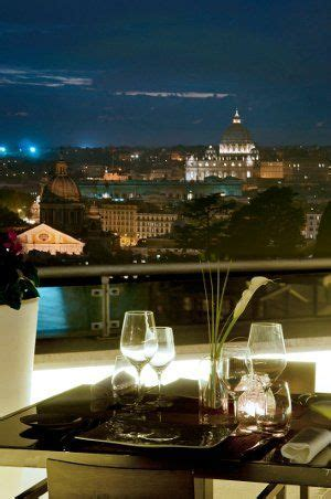 the best restaurants in rome 25 best ideas about rooftop restaurant on