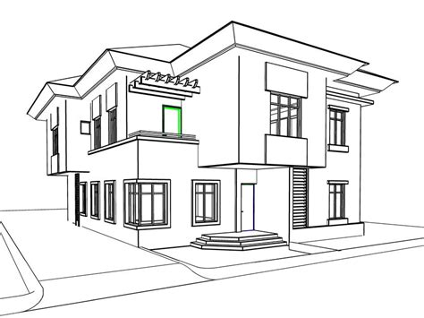 house drawing designs cool architecture drawings of dream houses sketch easy modern house drawing