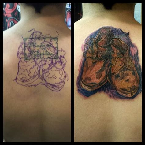 becoming a tattoo artist top 25 ideas about coverup tattoos on