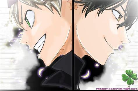 Stiker Anime Black Clover 64 best black clover images on clovers black clover anime and anime