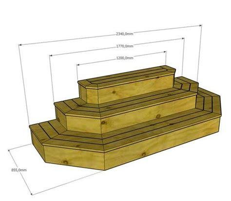 terrasse trapp vinkel bygga trappa till altan s 246 k p 229 google tr 228 d 228 ck