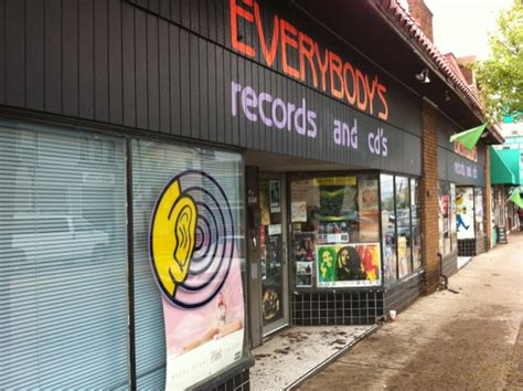 Records Cincinnati Ohio Everybodys Records Cincinnati Ohio Turntabling