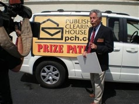 Dave Sayer Pch - press room interview with dave sayer executive director prize patrol publishers
