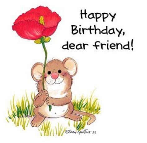 Birthday Card For Dear Friend Happy Birthday Dear Friend Tjn Happy Birthday