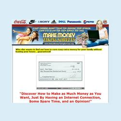 Top Online Surveys For Money - top online paid surveys consumer ratings on online surveys