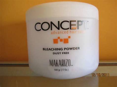 Harga Makarizo Bleaching Rambut angelblog