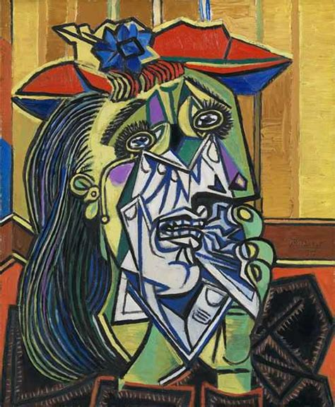 picasso paintings cubism arts work
