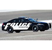 Police Cars And Visual Branding