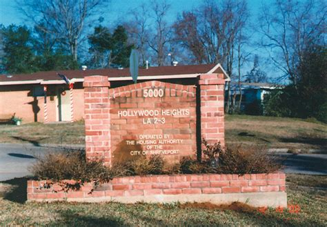 hollywood housing authority housing authority of the city of shreveport