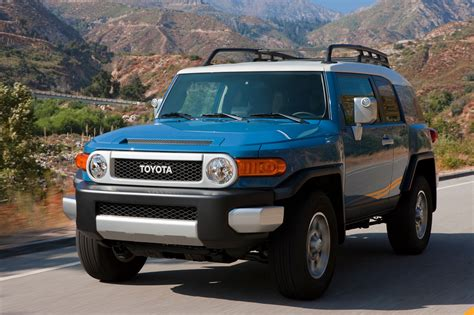 american toyota epic drives tours the southwest in toyota fj cruiser