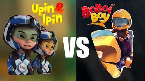 film pendek upin ipin film upin ipin vs boboiboy game boboiboy galaxy vs game