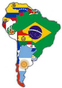 south america map with flags file flags south america png