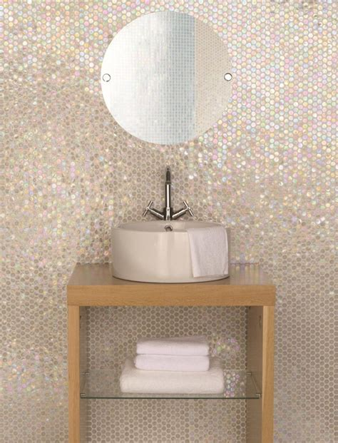 iridescent tiles bathroom the 25 best iridescent tile ideas on pinterest sparkly