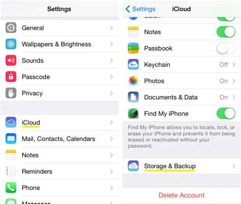 iphone icloud backup how to back up an iphone or ipod touch using icloud pcmag