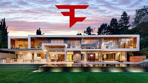 The New Faze House Youtube