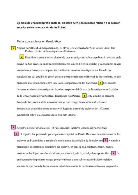 skeisha bibliograf 237 a anotada en formato apa bibliografia formato apa bibliografia anotada