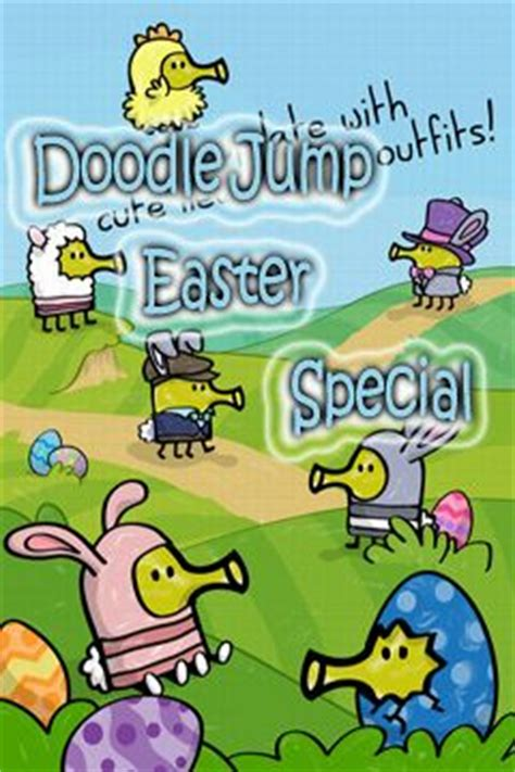 doodle jump easter special doodle jump easter special pour iphone 224 t 233 l 233 charger